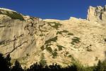 Klettern bei der Blaueish�tte
